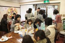 お菓子教室&食育コミュニティ キッチンスタジオ「横浜ミサリングファクトリー」-カフェ