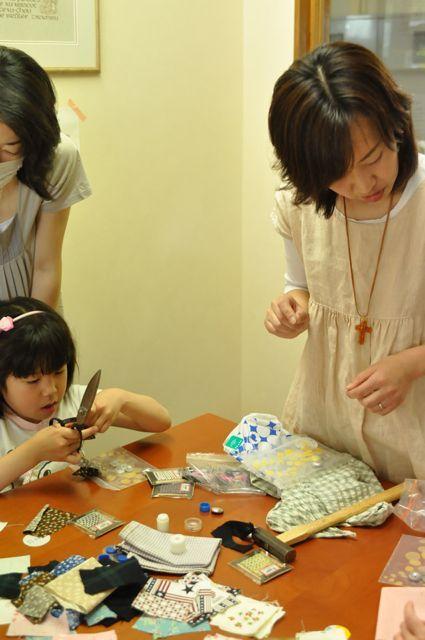 キッチンスタジオ◆横浜ミサリングファクトリー-ワークショップ1